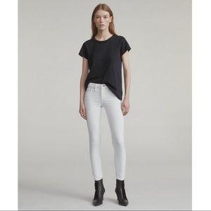 Rag&Bone Skinny Jean (white)